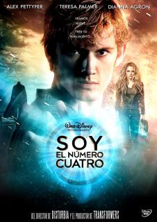 Yo Soy El Numero 4 Buscar Con Google Soy El Numero Cuatro Peliculas Cine Peliculas De Disney