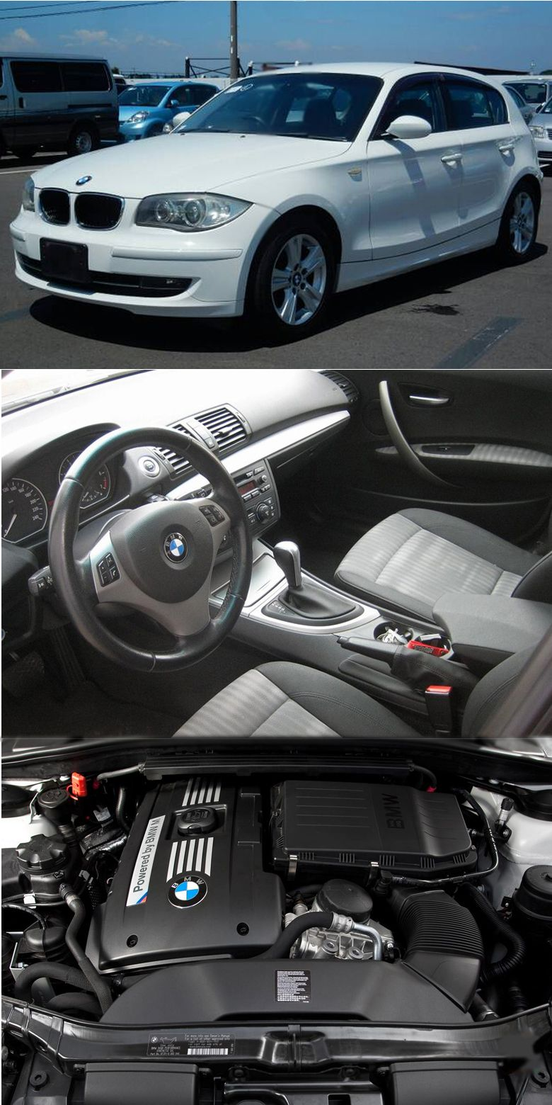 Bmw 120i Is Mid Range Of 1 Series Bmw 120i Bmwengine Https Www