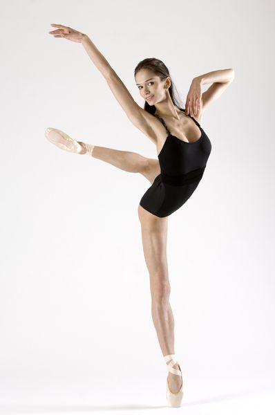 Polina Semionova photographed by Stella del Monaco