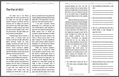 48++ Free printable 8th grade social studies worksheets Wonderful