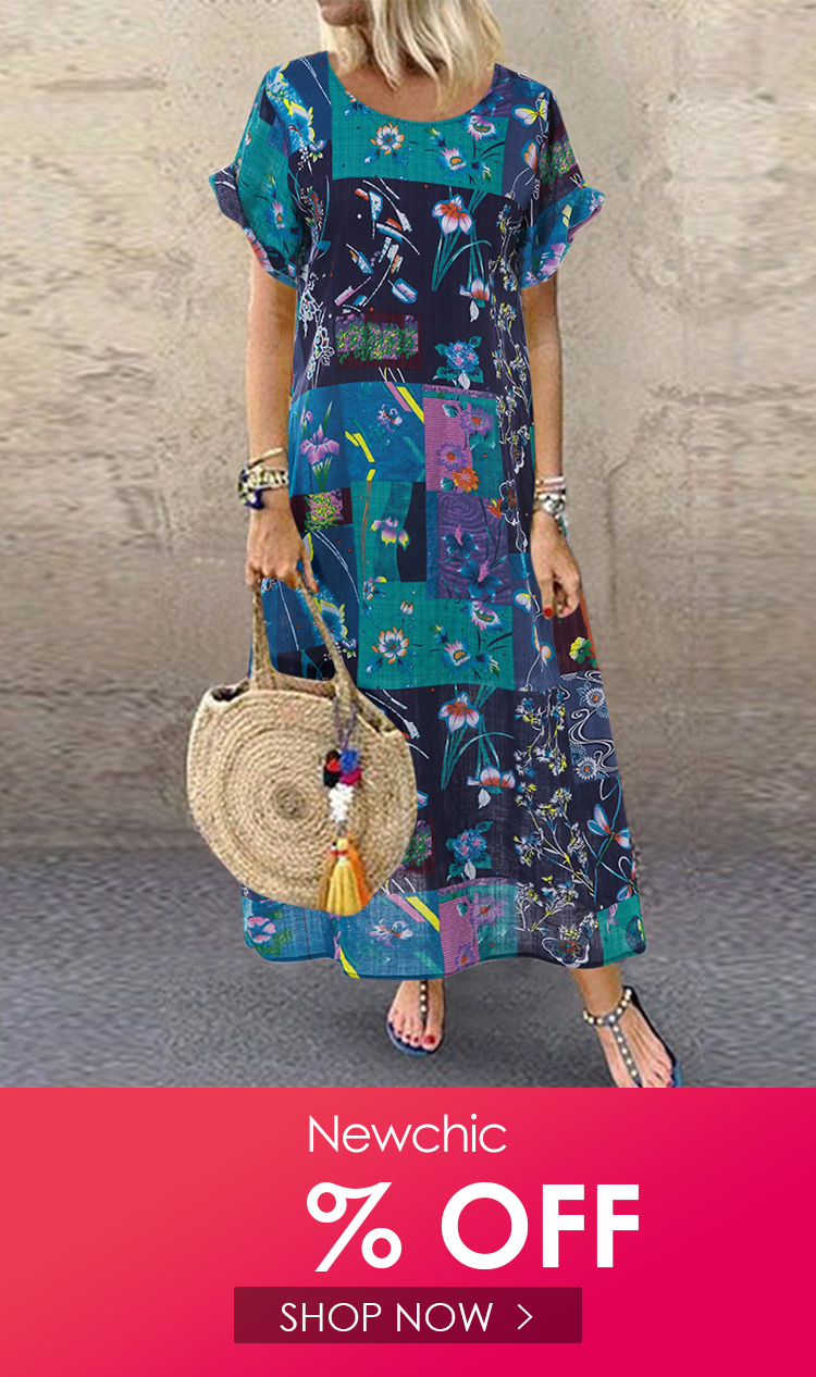 I Found This Amazing Bohemian Print Short Sleeve Summer Plus Size Dress With Us 21 99 And 14 Days Return Printed Summer Dresses Plus Size Dress Bohemian Print [ 1266 x 750 Pixel ]