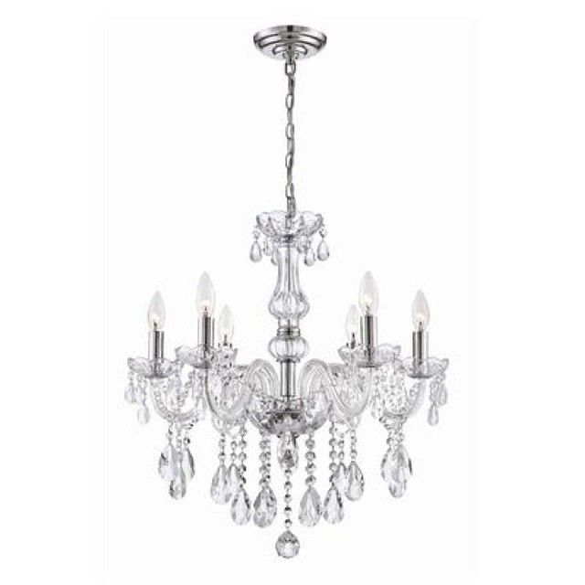 Get The Look Crystal Chandelier Chrome Chandeliers Crystal