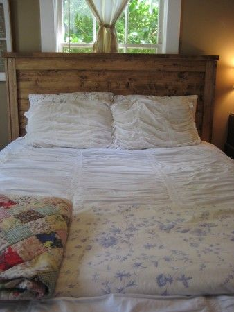 queen headboarad Do It Yourself Home Projects from Ana White