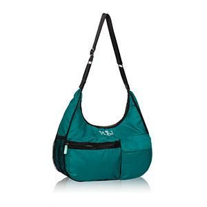 Who like blue colors? I love them so much. This purse is bigger than you would think. What do you think of this purse