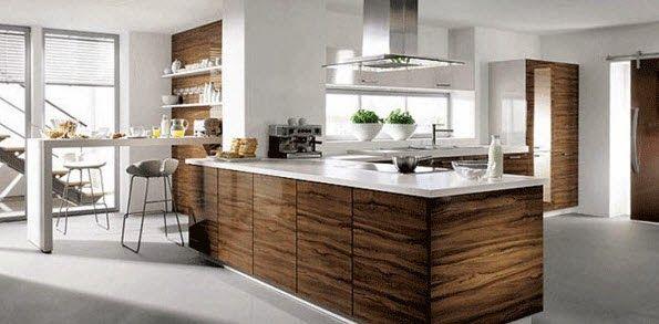 cocina color blanco Diseño   Ideas para el hogar   Pinterest ...