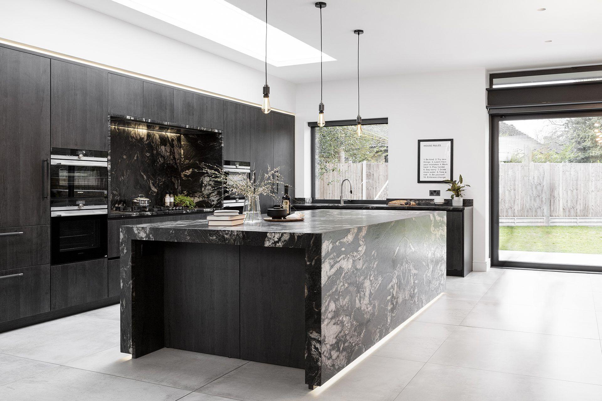 Luxury Bespoke Kitchens Extreme Design in 2020 Modern