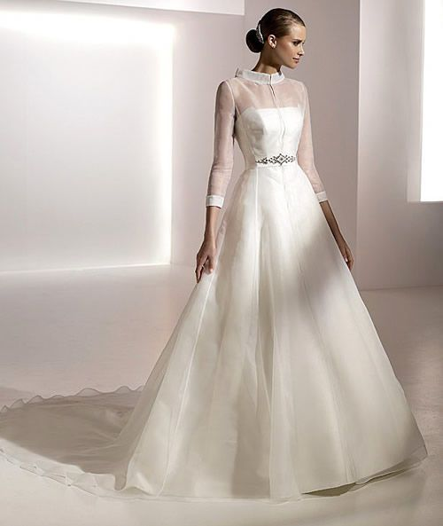 modelo mindanao - catálogo pronovias 2010 | wedding | pinterest