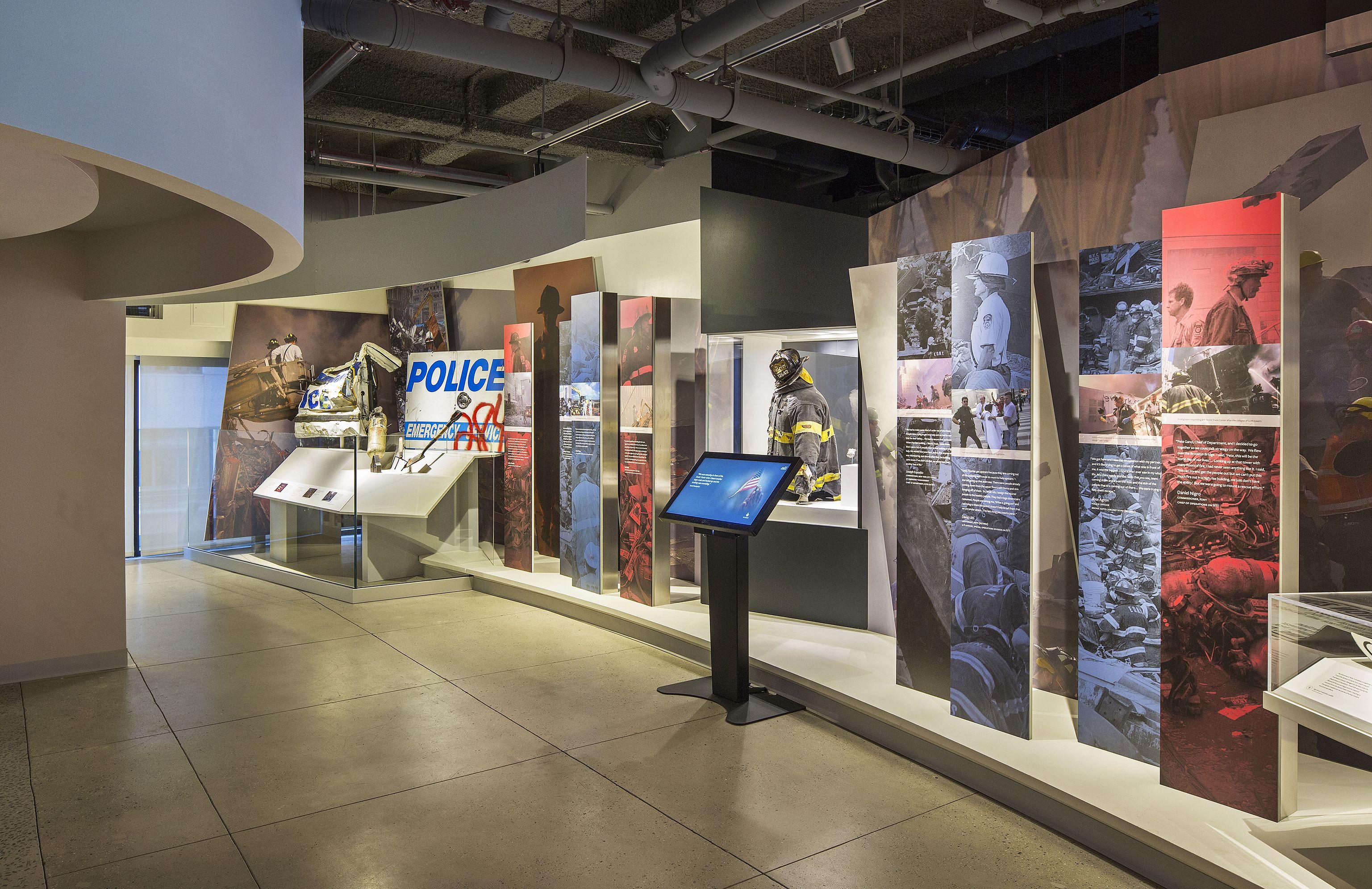 9 11 Tribute Museum Lhsa Dp History Exhibition Museum Exhibition Design