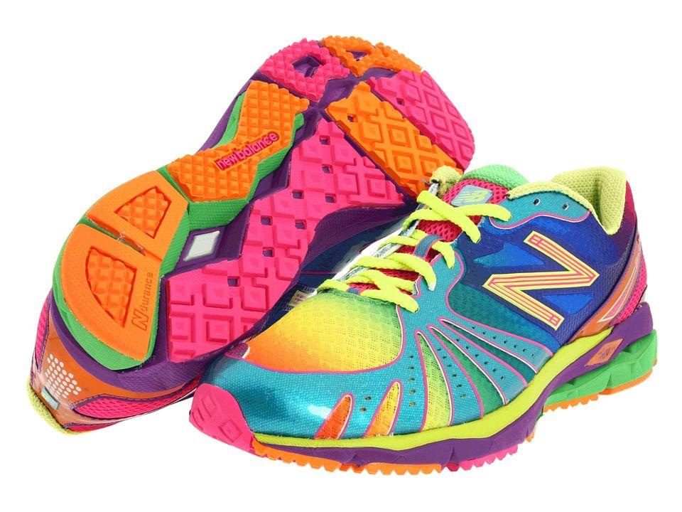 New balance rainbow running shoes ... new balance 760. New Balance 967 - Night  Race Rainbow Pack ... a0c7153abb