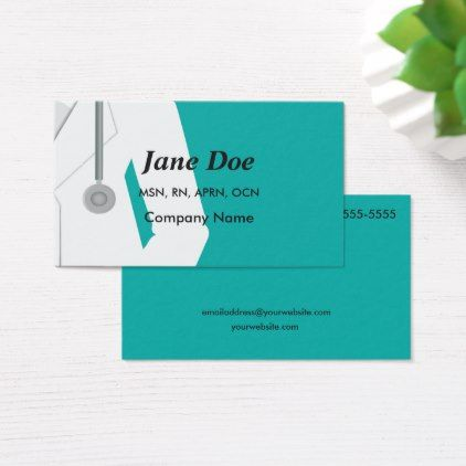 Medical Professional Health Care Business Cards Zazzle Com Medical Business Card Home Health Care Health Care