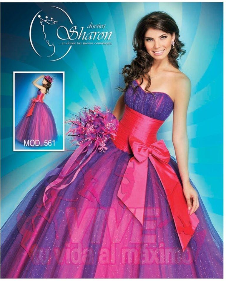 vestidos de quince años | Quice Años | Pinterest | Vestido de quince ...