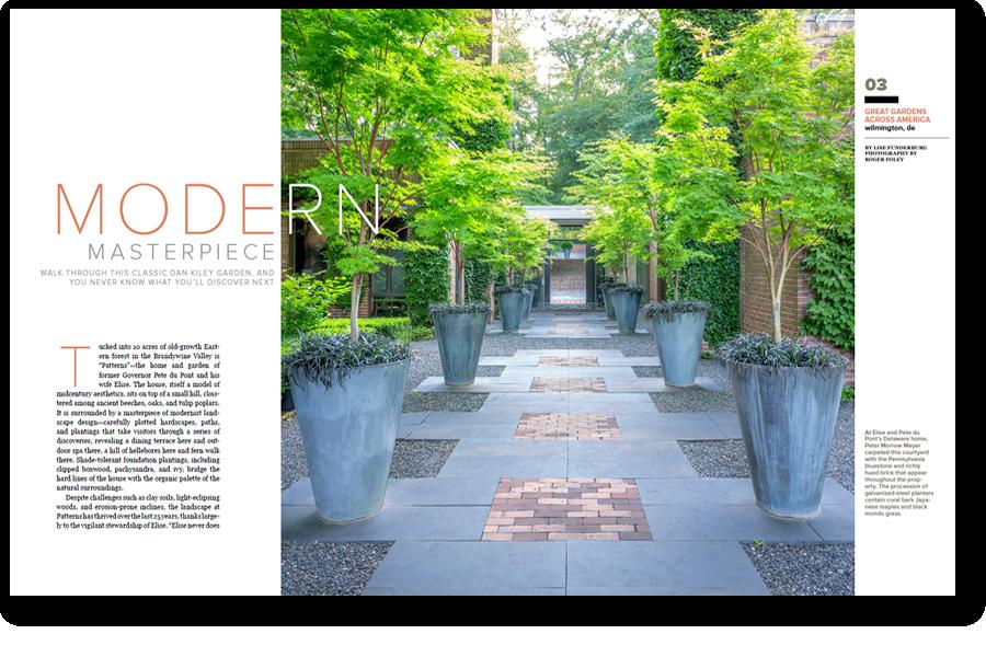 What S In The Magazine Garden Design Garden Design Garden Design Garden Design Magazine Hardscape