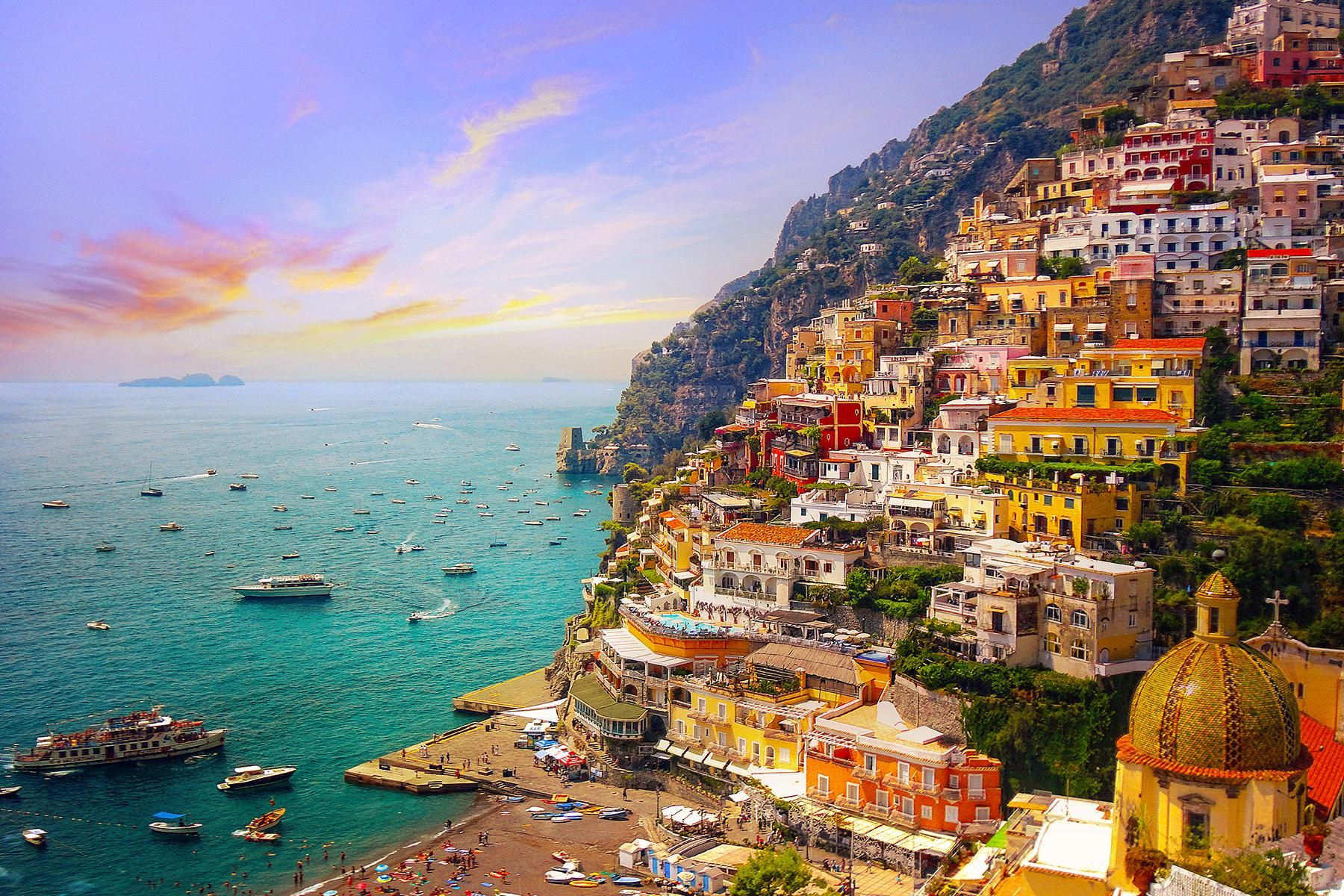 20 Gorgeous Seaside Towns In Italy Seaside Towns Amalfi Coast Beautiful Places In The World