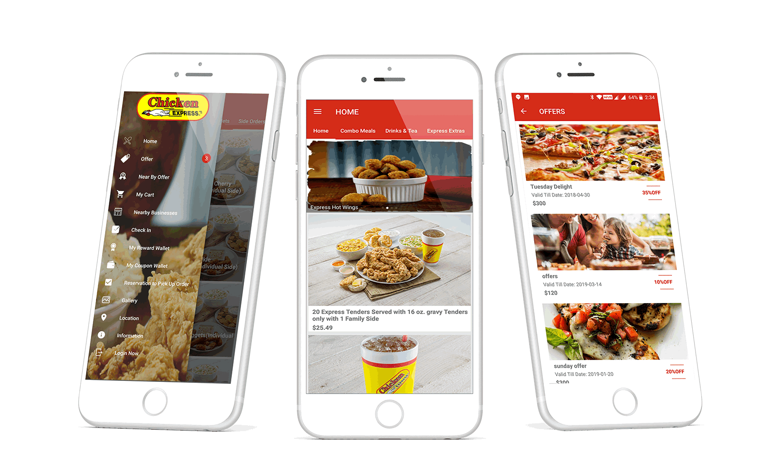 White Label Food Ordering App, Food delivery app for