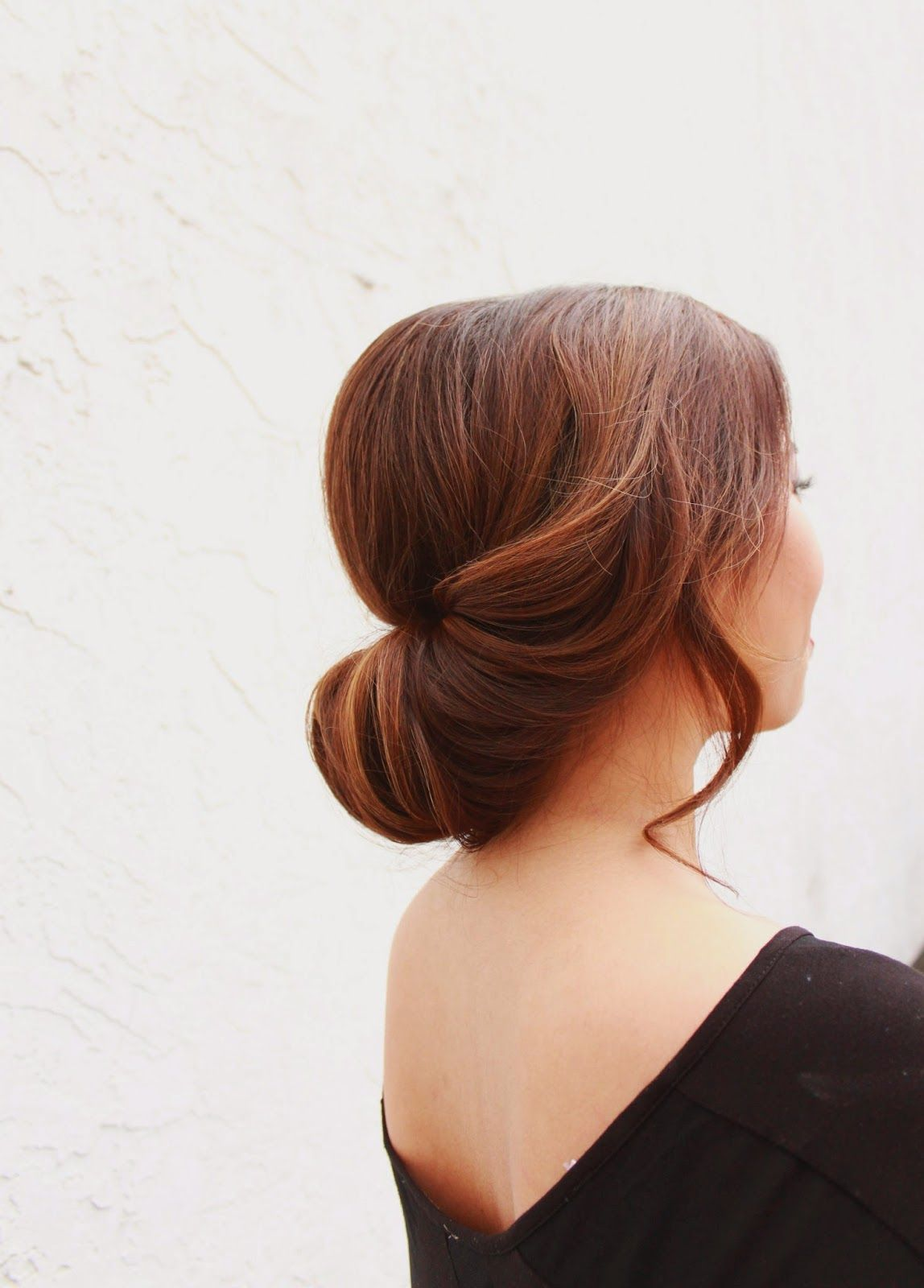Simple updo wedding hair pinterest simple updo updo and hair