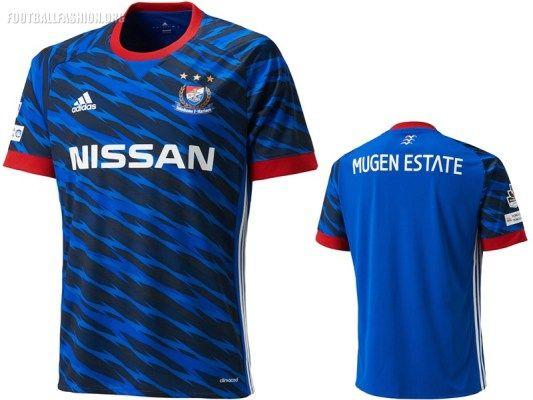 Yokohama F Marinos 2017 Adidas Kits Football Fashion Org Soccer Jersey Football Jersey Design