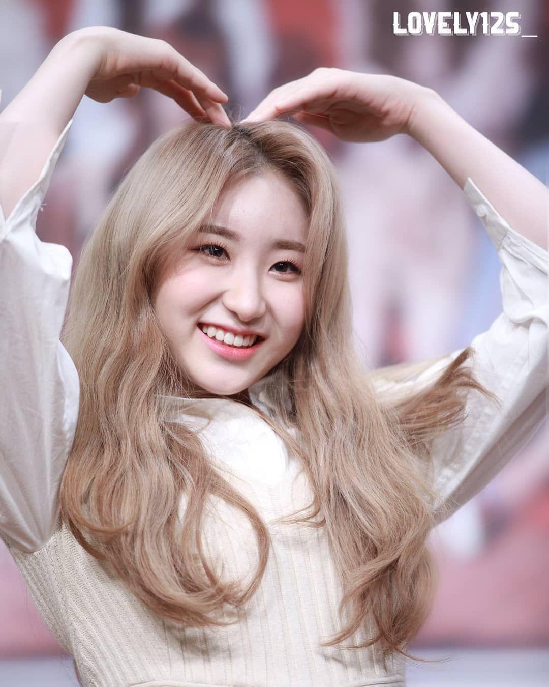 Chaeyeon Tumblr kpoplocks izone di 2019 Kpop Chaeyeon