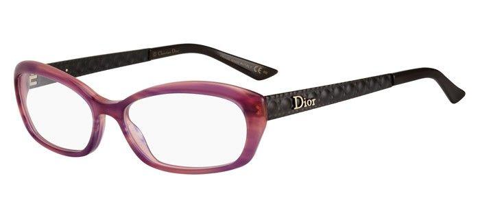 Lunettes de vue - Pas cher - Dior CD3222 Violet G58   Lunettes de ... 0b0bf29fc789