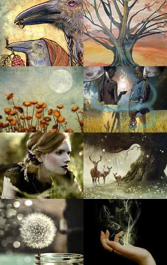 Magic............it's there............ by Eveline on Etsy--Pinned with TreasuryPin.com