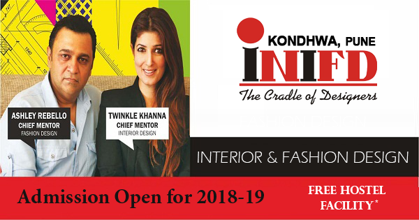 International Institute Of Fashion Design Inifd Kondhwa Pune Admission Open For Ug Pg One Year Diploma Course For Interior Design Courses Design Institute