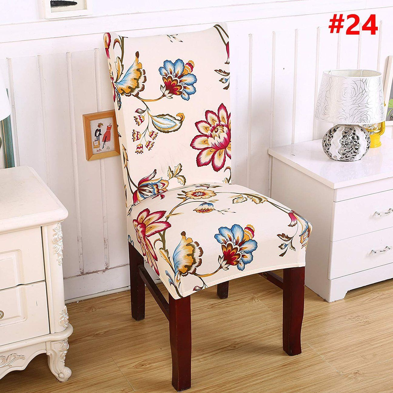 Decorative chair coversbuy 6 dining room chair covers