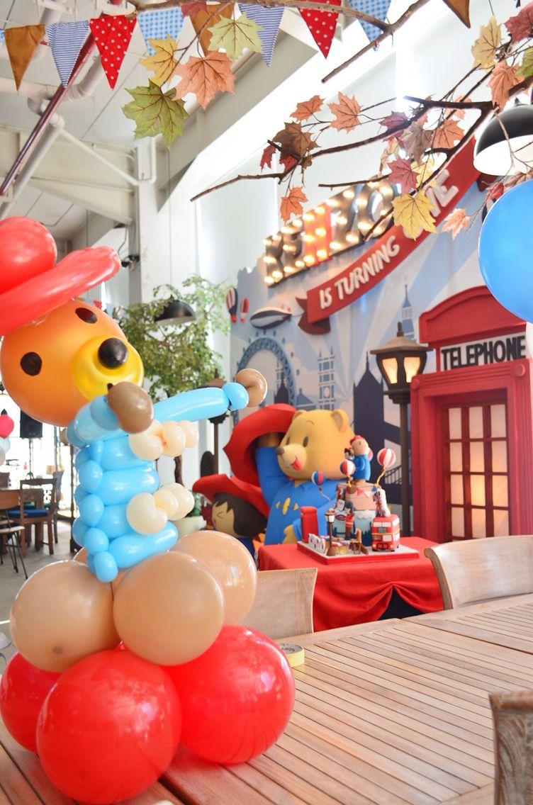 Paddigton balloon