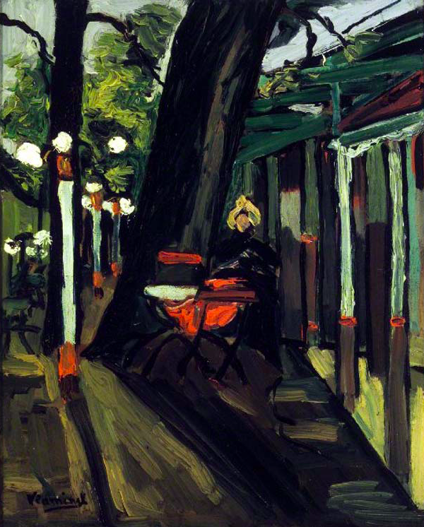 'La Grenouillière', c.1905 - Maurice de Vlaminck