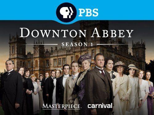 Downton Abbey Season 1 Ep 1 34 Downton Abbey Original Uk