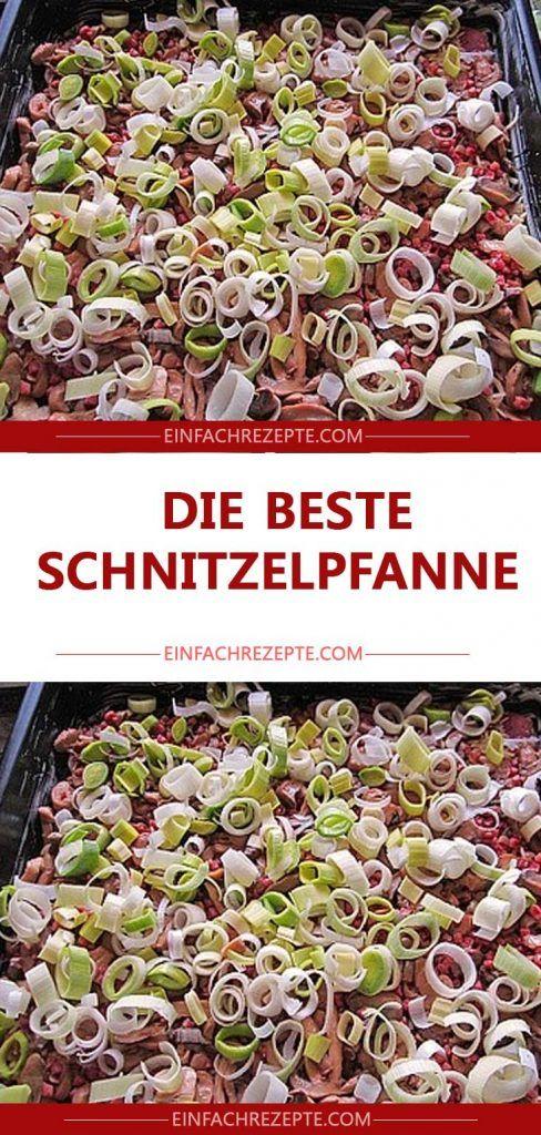 DIE BESTE Schnitzelpfanne #marinadeforskirtsteak