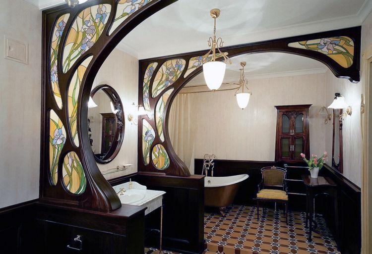 Photo of Der ornamentreiche Jugendstil in der Innenarchitektur und -einrichtung