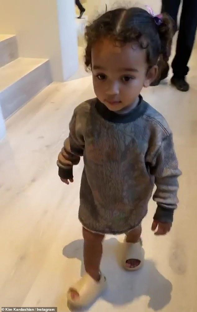 Kardashian kids, Toddler boy fashion
