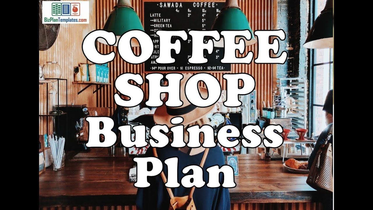 Coffee Shop Restaurant Business Plan Example Sample Template
