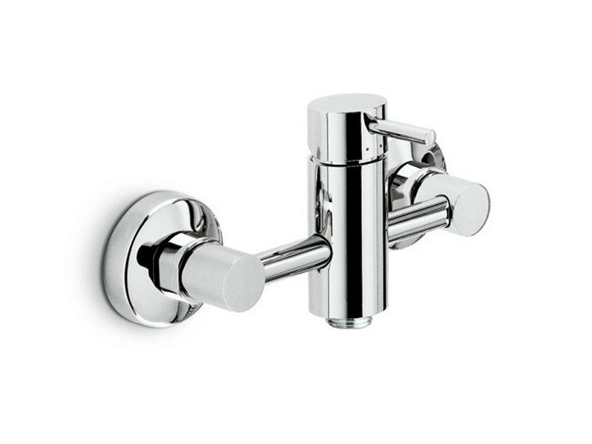Mini x miscelatore per doccia monocomando by #newform #bath #design