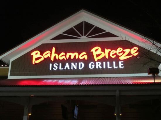 Bahama Breeze Best Restaurant In Jacksonville Fl Bahama