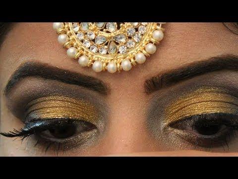 Asian bridal makeup tutorial|kashee inspired bridal makeup|Beautywdbrain