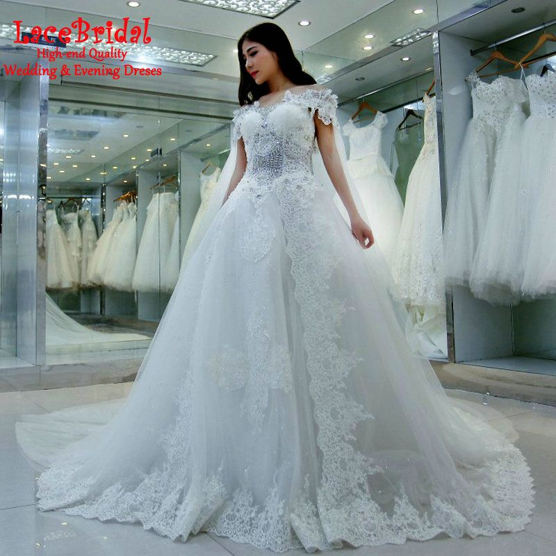 Find More Wedding Dresses Information About Lebanen Luxury Ball