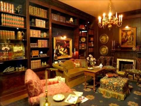 gentlemans study tour YouTube old Pinterest Victorian