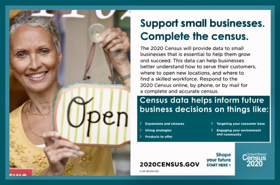 Pin on Census 2020
