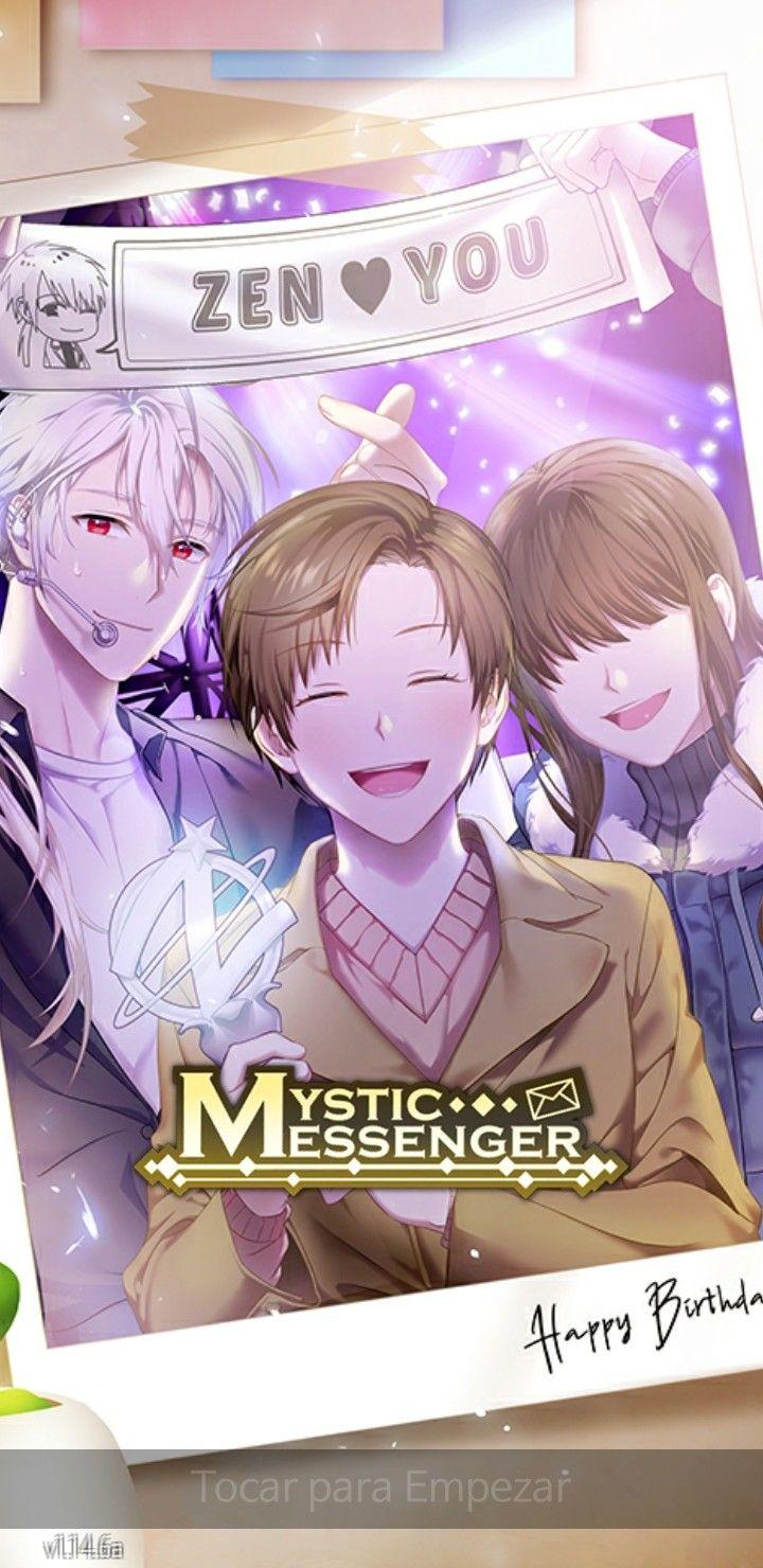 Mystic Messenger Halloween 2020 How beautiful Jaehee looks ; ; in 2020   Zen mystic messenger