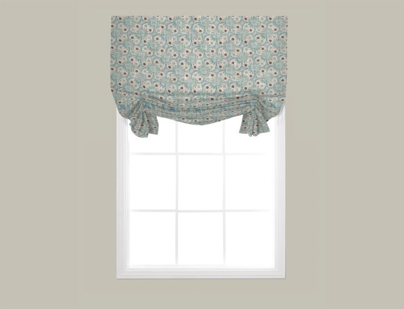 Casual Fabric Valance   Curtains living room, Valance ...