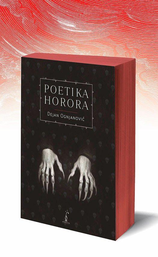 Book Design - The Poetics of Horror on Behance