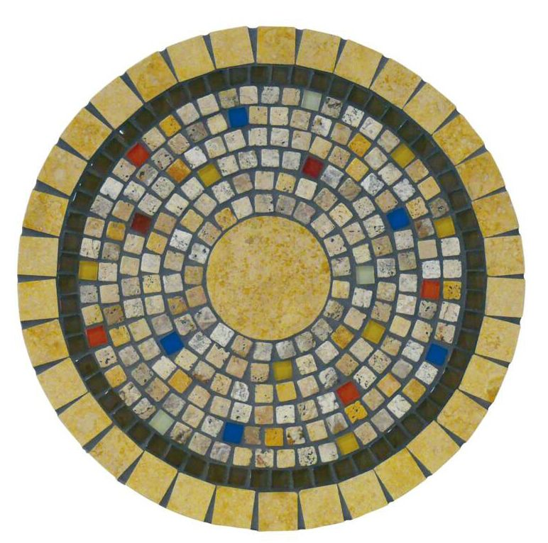 Round Mosaic Tile Patterns: Mosaic Round Table Top Patterns - Google Search