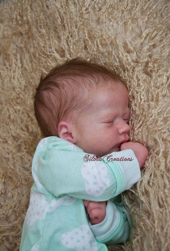 Reborn Babies Custom REALBORN Sleeping Ashley OR Sleeping Dominic Baby Doll.  Payment Plans Available. October 2019. #babydoll