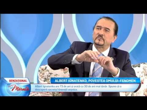 Albert Ignatenko, povestea omului fenomen... (La Maruta / Editia 195)