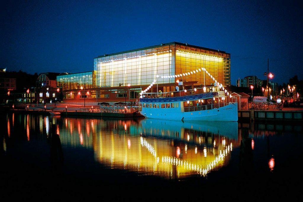 Sibelius Hall, Lahti, Finland