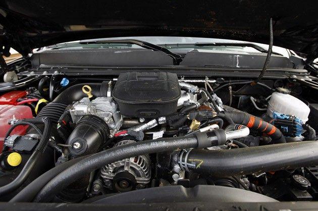 2011 Gmc Sierra Denali Used Engine Description Gas Engine 6 0