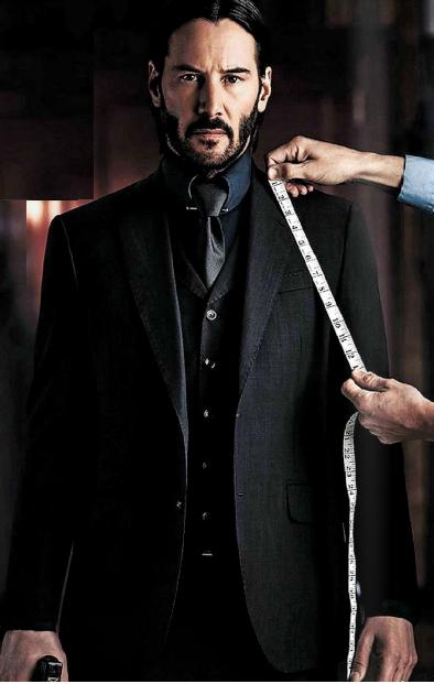 John Wick Chapter 2 Keanu Reeves John Wick Keanu Reeves John Wick Movie