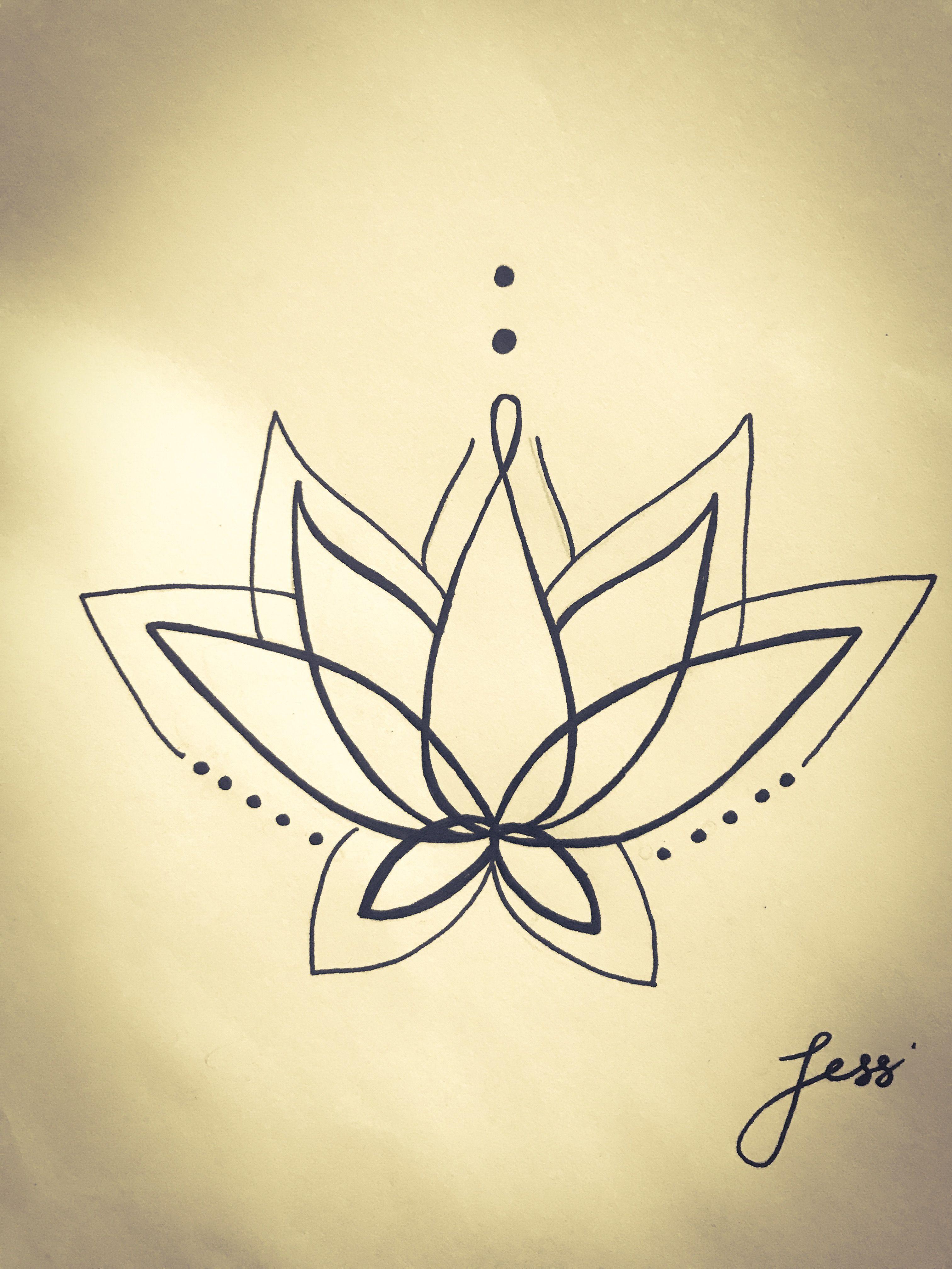 Lotus Tattoo Idea Ink Lotus Tattoo Cute Tattoos Mandala Tattoo