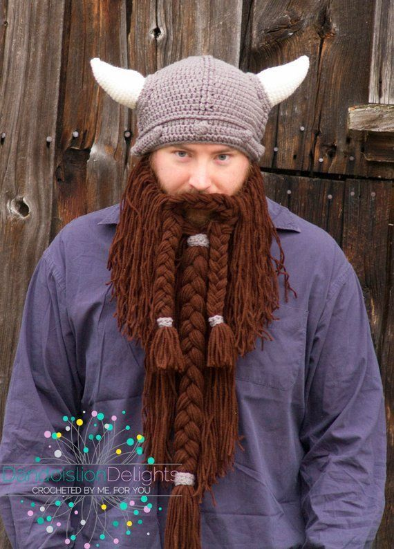 Viking Hat with Beard Teen or Adult Size  --  Custom Made to Order Crochet Bearded Hat #crochetedbeards Viking Hat with Beard Teen or Adult Size  --  Custom Made to Order Crochet Bearded Hat #crochetedbeards Viking Hat with Beard Teen or Adult Size  --  Custom Made to Order Crochet Bearded Hat #crochetedbeards Viking Hat with Beard Teen or Adult Size  --  Custom Made to Order Crochet Bearded Hat #crochetedbeards