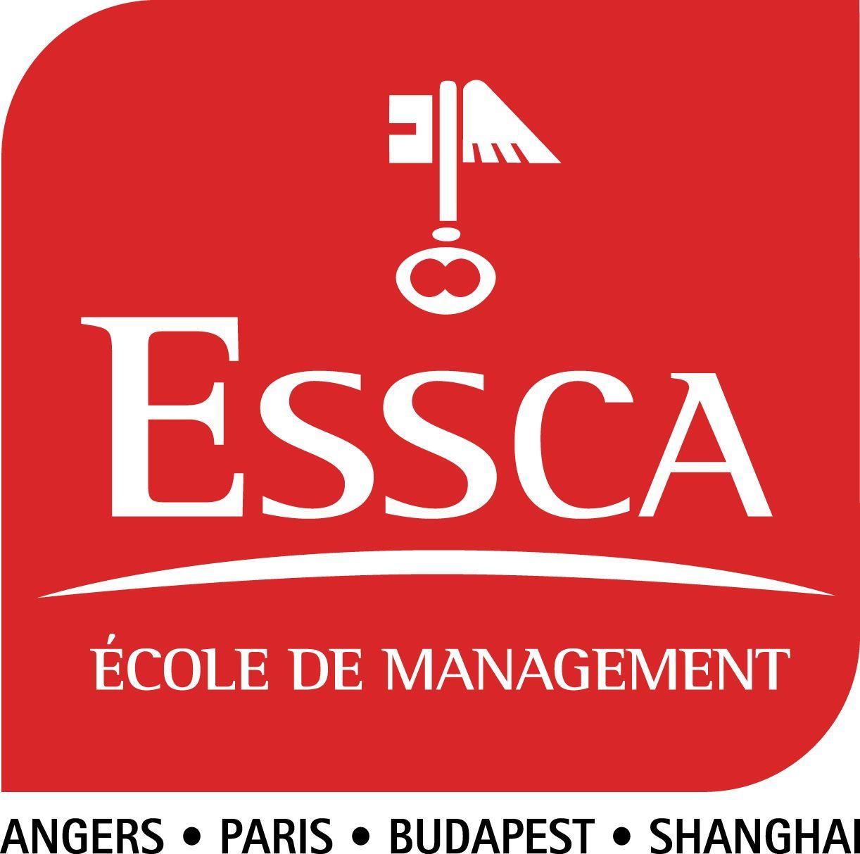 Epingle Par Adrien Baudiere Sur Logo Business School Enseignement Modele De Cv Original Ecole Superieure